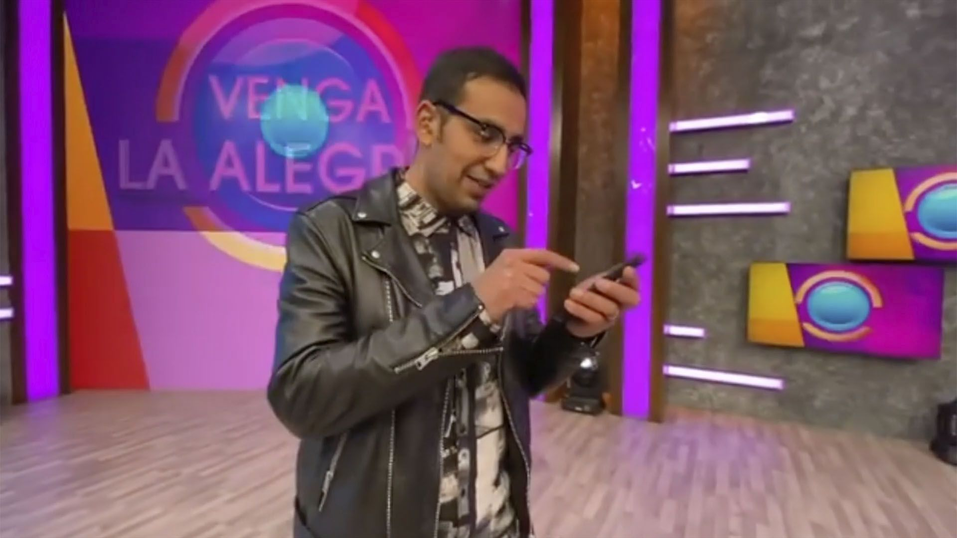 Capi Pérez (Foto: Captura de pantalla)