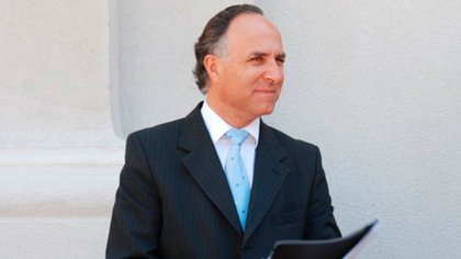 Teodoro Ribera, ministro de Relaciones Exteriores de Chile