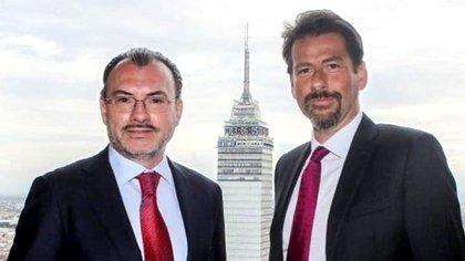 Luis y Eduardo Videgaray