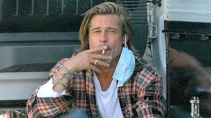 El actor Brad Pitt se unió al proyecto South Central en Los Ángeles, para asistir a familias de bajos recursos (The Grosby Group)
