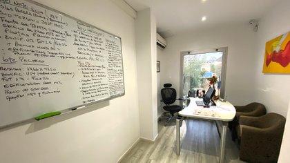 Las oficinas de las inmobiliarias comienzan a estar vacías para preservar el personal y los clientes