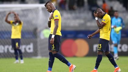 La Selección de Ecuador finalizó en el último lugar del Grupo C con solamente una unidad. En la última jornada igualó 1 a 1 con Japón (REUTERS/Edgard Garrido)