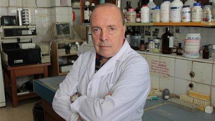 Rodolfo Goya tiene 65 años y es bioquímico de la Universidad de la Plata e investigador del Conicet