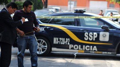Hay una tasa de delitos elevada y no se investigan (FOTO: ARMANDO MONROY /CUARTOSCURO)
