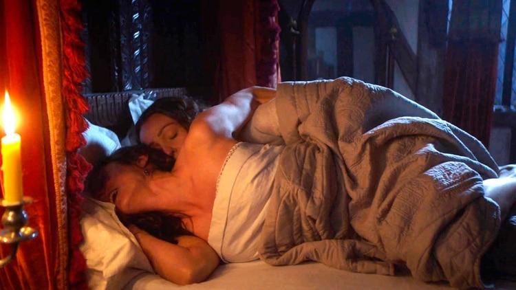 """Escena lésbica en """"Gentleman Jack"""""""