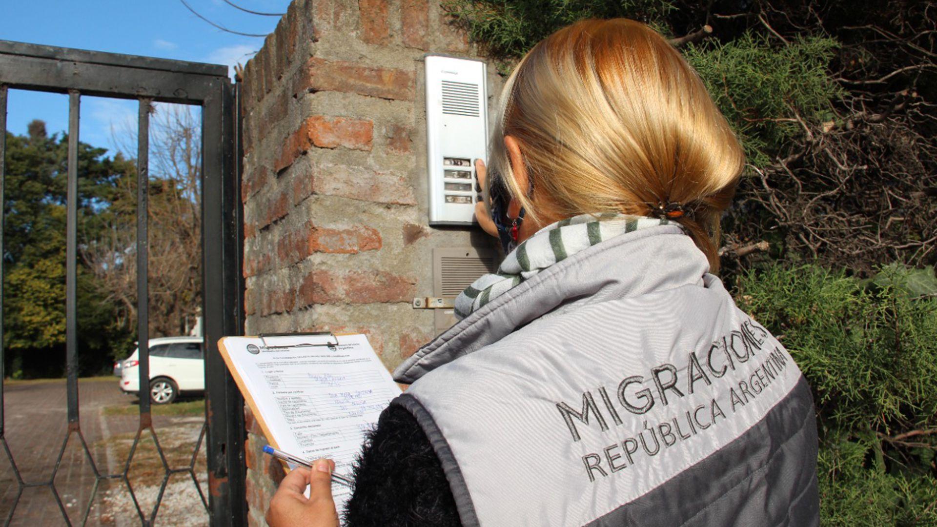 Florencia Carignano, titular  de la Dirección Nacional de Migraciones