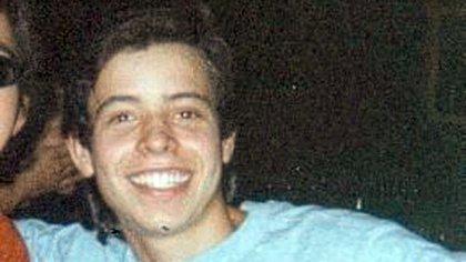 Cristian Schaerer, secuestrado en 2003. Sigue desaparecido hasta hoy.