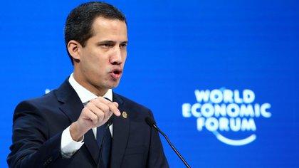 Juan Guaidó se encuentra de gira por Europa denunciando a la dictadura chavista y consolidando el apoyo de la comunidad internacional a su gobierno interino (Reuters)