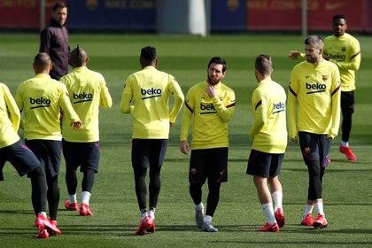 El FC Barcelona afronta problemas económicos por la pandamia mundial de coronavirus (REUTERS)