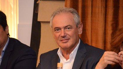 Atilio Benedetti, diputado por Entre Ríos de Juntos por el Cambio.