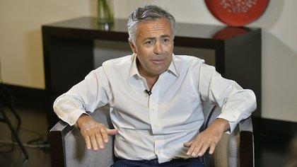 Alfredo Cornejo, presidente de la UCR
