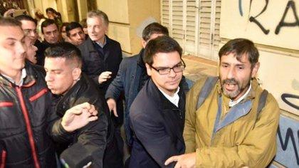 Dario Nieto, el secretario de Macri