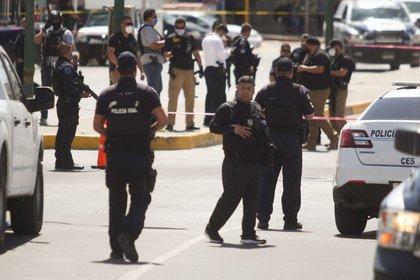 Las autoridades están en alerta por el asesinato del comandante (Foto: Cuartoscuro)