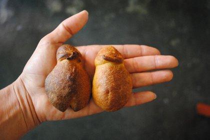 El mole amarillo o de epazote es un platillo típico de Putla