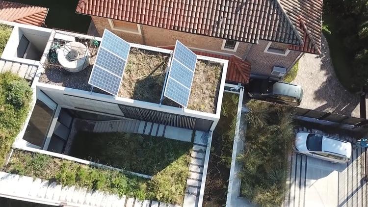 Así es un modelo de casa sustentable