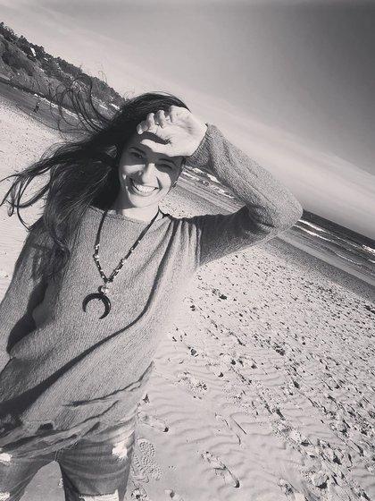 Verónica Perdomo (Foto: Instagram)