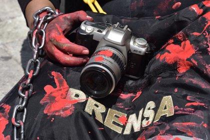 FOTO: CRISANTA ESPINOSA AGUILAR /CUARTOSCURO