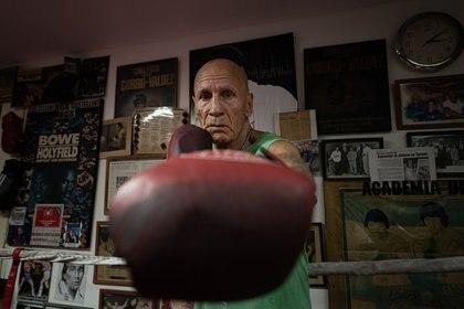 Miguel Ángel Castellini fue campeón del mundo de boxeo