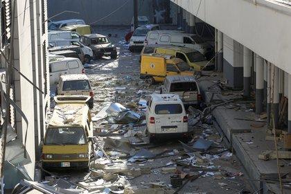 Alrededor del 20 % de los 5.000 heridos que ha causado la explosión han necesitado hospitalización (REUTERS/Aziz Taher)