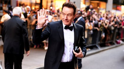 Bryan Cranston (Getty Images)