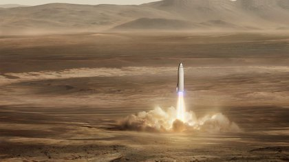 (Space X)