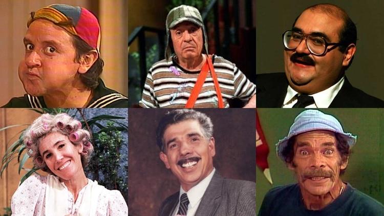 Encuesta Cuál Es Tu Personaje Preferido De El Chavo Del 8 Infobae