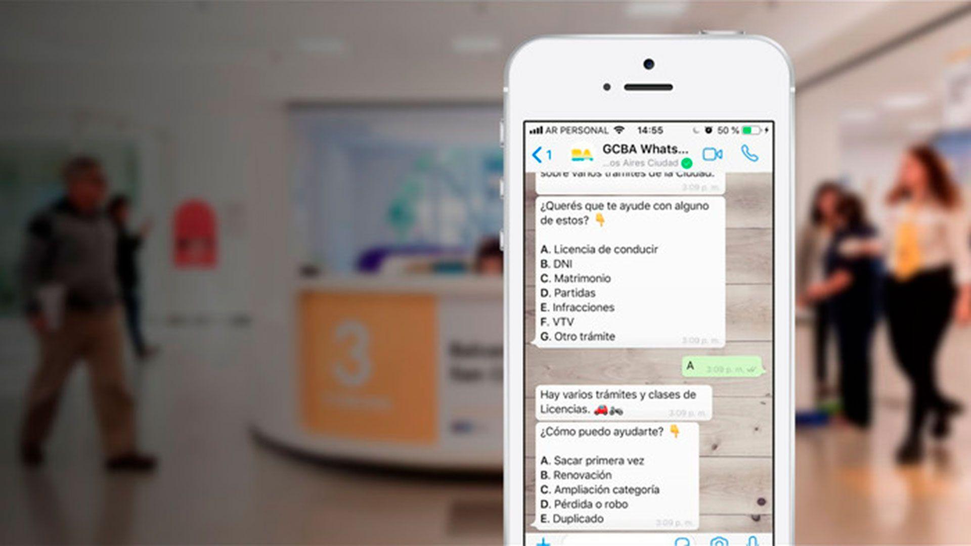 BOTI, el chatbot del Gobierno porteño, fue reconocido por Facebook