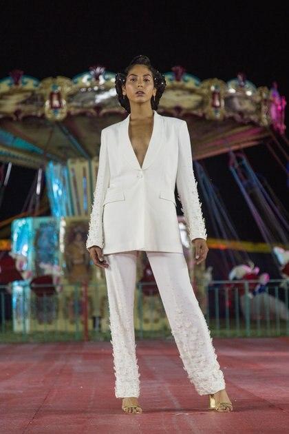 Los trajes sastre, un básico en el armario de cualquier mujer moderna
