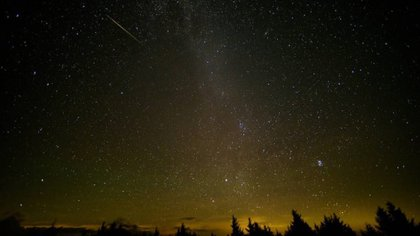 La lluvia de estrellas Líridas alcanzará su pico máximo el 22 de abril: cómo verla desde México
