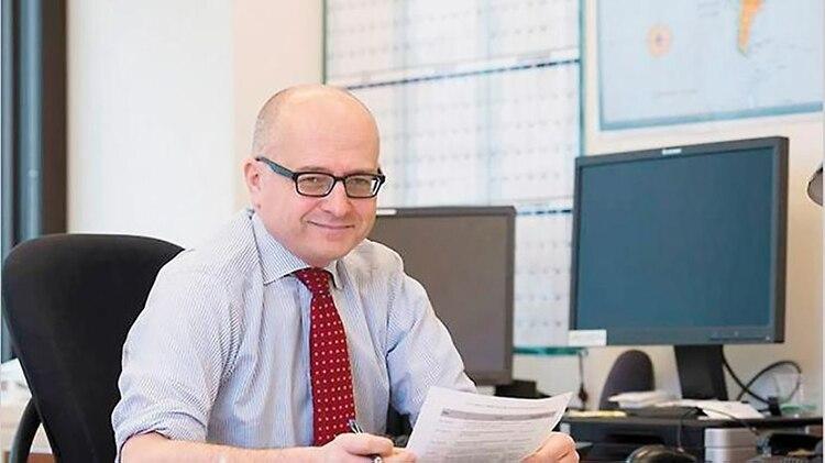 Roberto Cardarelli, el funcionario del Fondo que encabezó la misión en la Argentina hasta fines de 2019, cuando fue desplazado