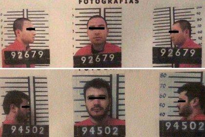 Julián Grimaldi y Carlos Jesús Salmón burlaron seis filtros de seguridad y al salir del penal escaparon con sus cómplices en cuatro vehículos que llegaron al lugar