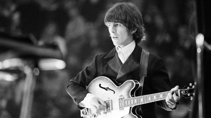 George Harrison (Foto: The Grosby Group)