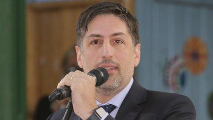 El ministro de Educación de la Nación, Nicolás Trotta