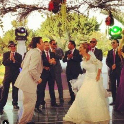 Hace unos meses Gaby habría compartido una foto para conmemorar su aniversario de bodas con el Rodrigo (Foto: Instagram @gabycrassus)