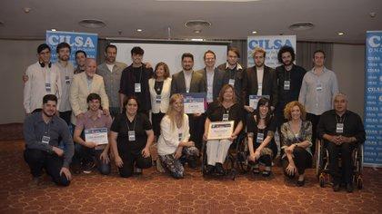 Los ganadores del concurso se dividieron en tres grupos (CILSA)