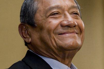 El cantautor yucateco se encuentra tranquilo y se recupera satisfactoriamente  (Foto: AP Foto/Denisse Pohls, Archivo)