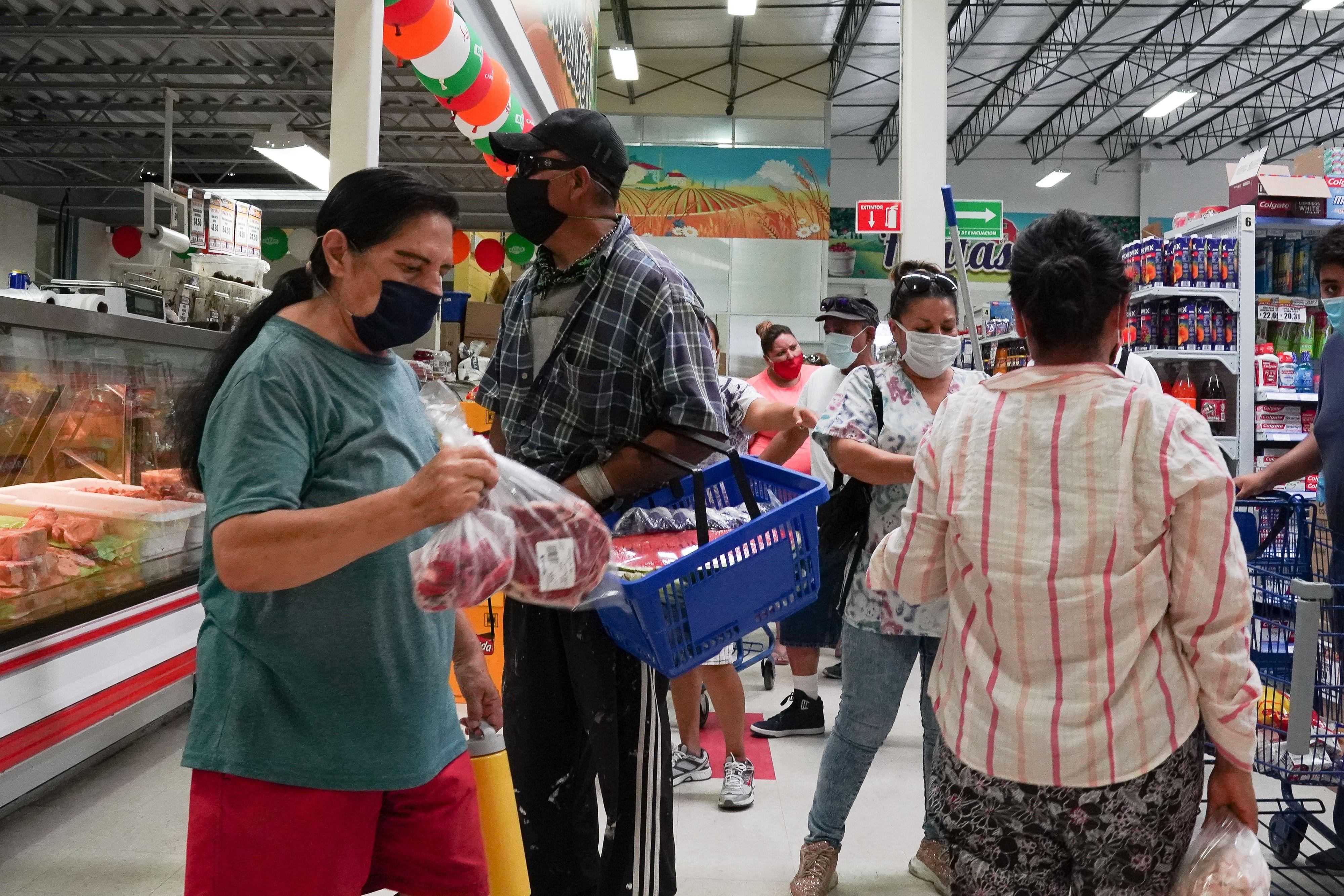 economia - mexico - tienda - negocios - pandemia -covid19 - coronavirus - 03082020