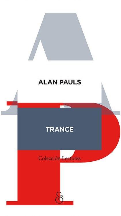 "Portada de ""Trance"", publicado por Ampersand"