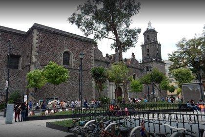 Parroquia de Jesús Nazareno  (Fotos: Google Maps)