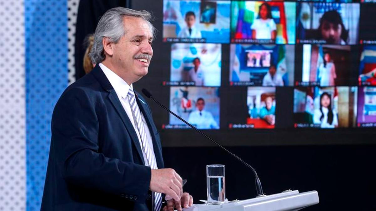 Alberto Fernández, frente al mayor desafío de la cuarentena y el inesperado cruce con el caso Vicentin - Infobae