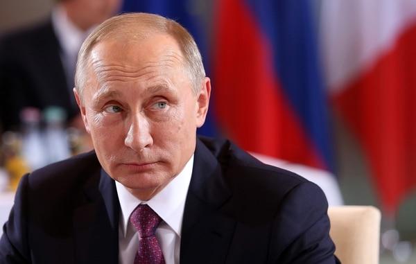 Varios reportes apuntan contra el gobierno de Vladimir Putin por la injerencia rusa en las elecciones de EEUU (Getty)