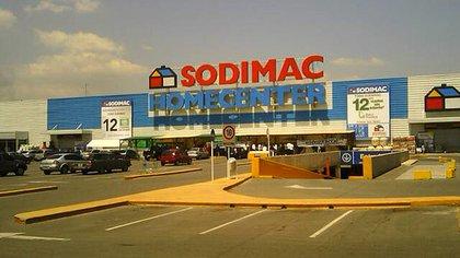 Hasta hoy, Falabella tiene 10 locales propios y también 9 de la marca Sodimac