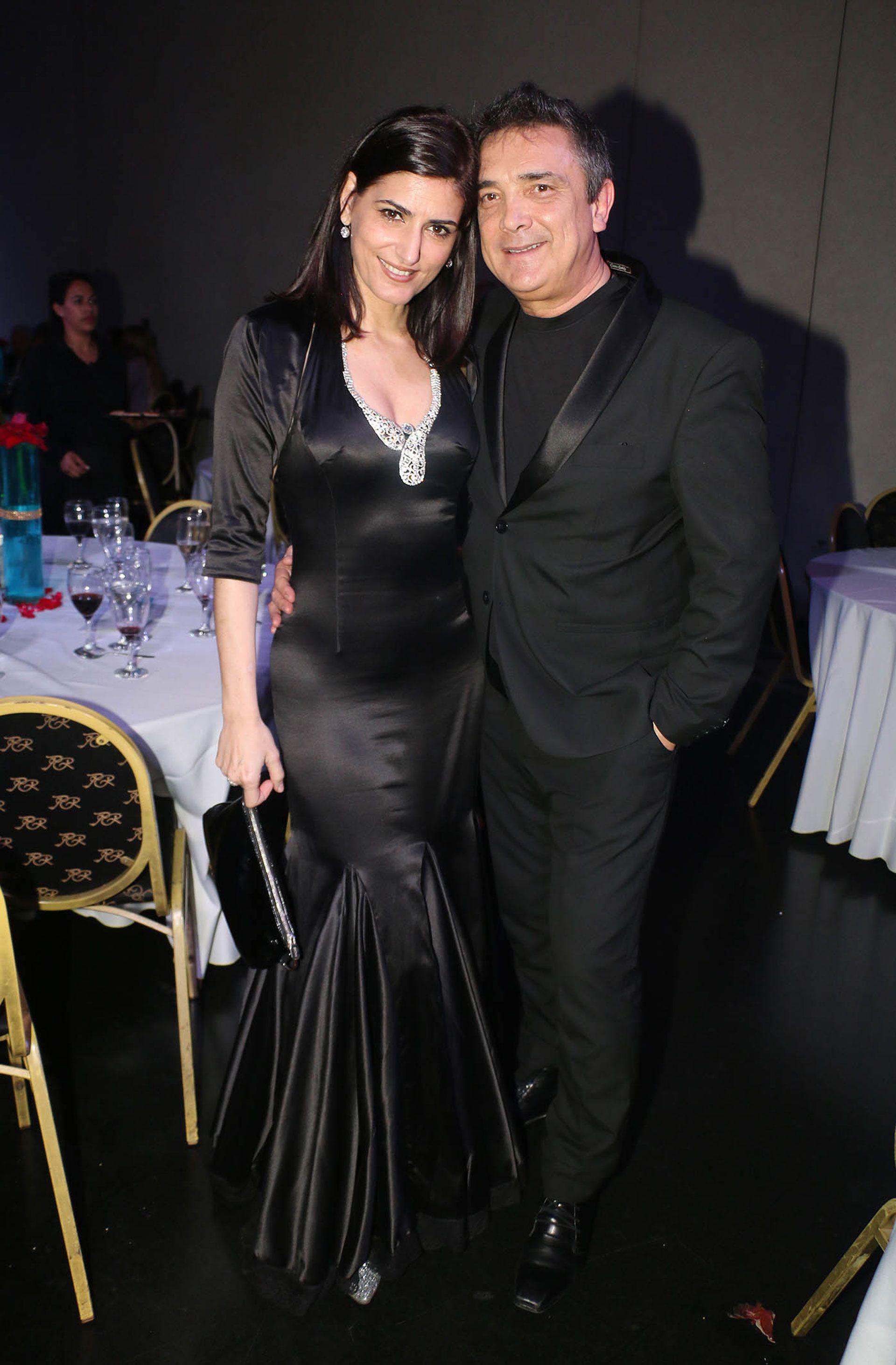 Nito Artaza y Cecilia Milone se conocieron en 1999 y tuvieron una relación de amantes durante 7 años