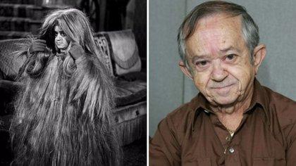 """Murió a los 84 años Felix Silla, el """"Tío Cosa"""" de Los Locos Addams"""