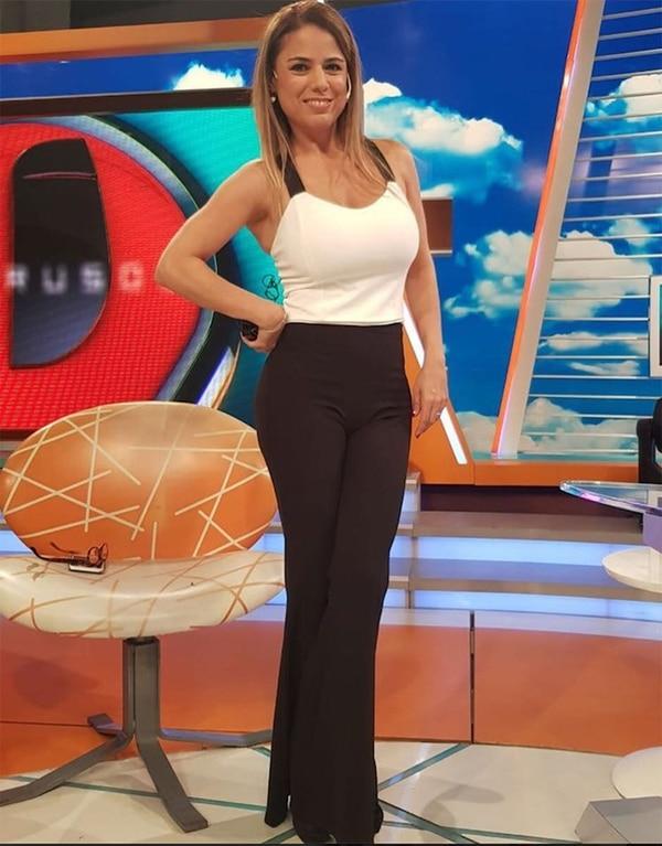 Marina Calabró renunció a Intrusos. (Foto: Instagram)