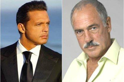 Andrés García nunca ha escondido el motivo por el que se distanció con Luis Miguel (Foto: Instagram)