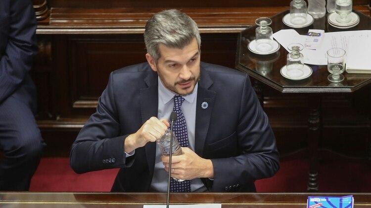 Marcos Peña ira este miércoles al Senado a defender la gestión de Mauricio Macri (NA)