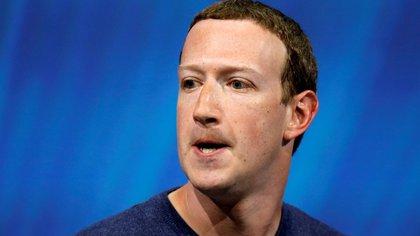 El 14 de marzo Facebook, Instagram y Whatsapp sufrieron la mayor caída de su historia(REUTERS/Charles Platiau/File Photo)