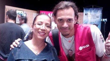 Nieves Zacarías también era militantes del chavista PSUV (@Trucu_trucu)
