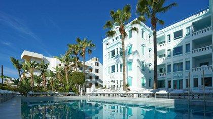 Hotel Messi Ibiza Es Vive